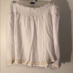Lightweight Summer Skirt